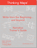 thinking maps write from the beginning narrative